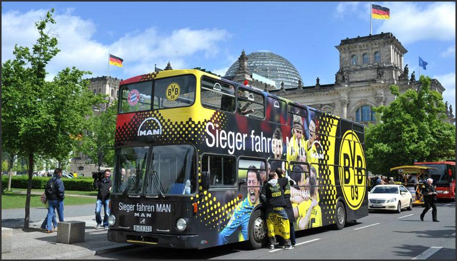 Stadtrundfahrt Berlin Doppeldecker