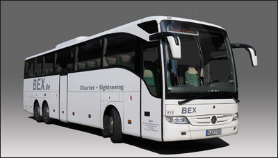 Mercedes Tourismo RHD-M