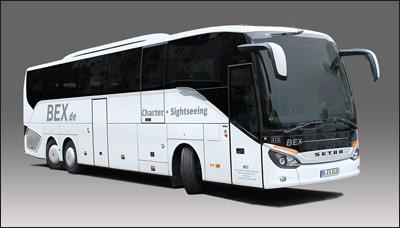 Setra S 516 HD